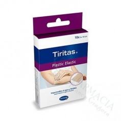 Tiritas Plastic Aposito Adhesivo Elastic 10 X 6