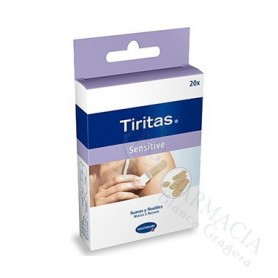 TIRITAS PIELES DELICAD 20 SURT