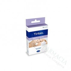 TIRITAS SENSITIVE ELASTIC