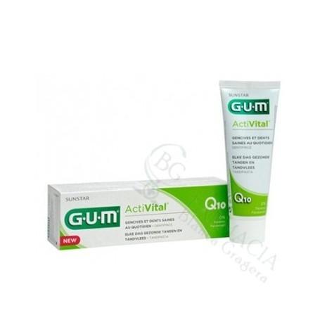 GUM ACTIVITAL PASTA DENTAL 75 ML