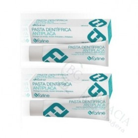 FARLINE PASTA ANTIPLACA 2X125 ML
