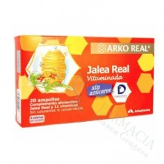 JALEA REAL 1000 MG LIGHT 20 AMP