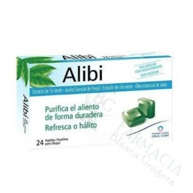ALIBI ALIENTO 24 PAST