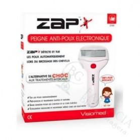 ZAP Z100 PEINE ELECTRONICO LENDRERA ANTIPIOJOS