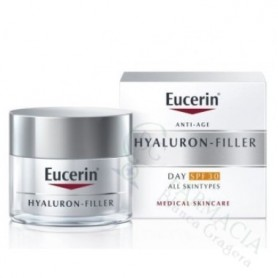 EUCERIN ANTIEDAD HYALURON FILLER DIA FPS30 50 ML
