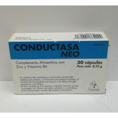 CONDUCTASA NEO 30 CAPSULAS