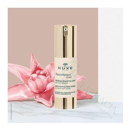 NUXE NUXUARIANCE GOLD SERUM