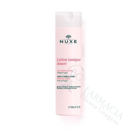 NUXE LOCION TONICO DOUCE 200 ML