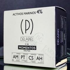 DELAPIEL MOMENTOS DAILY FLASH 15 AMP