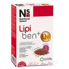 NS LIPIBEN+ Q10 90 COMP
