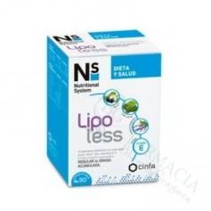 NS LIPOLESS 90 COMP
