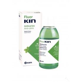 FLUOR KIN COLUTORIO ANTICARIES 500 ML