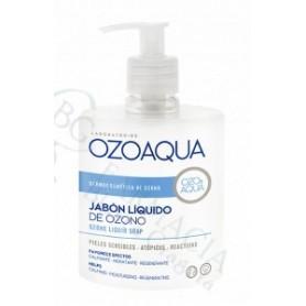 OZOAQUA JABON LIQUIDO MANOS Y CUERPO OZONO 250 M