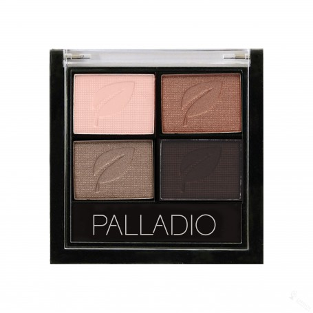 PALLADIO PALETA DE SOMBRAS QUAD 01 TANTALIZING