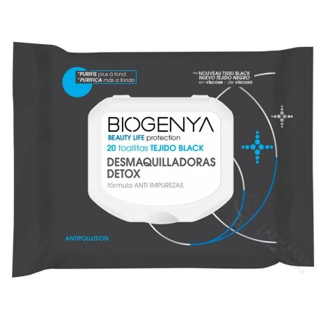 TOALL BIOGENYA DESMAQ DETOX BLACK