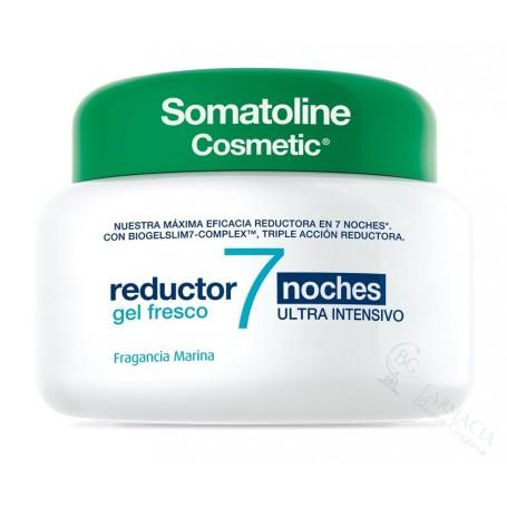 SOMATOLINE GEL REDUCTOR 7 NOCHES 400 ML.