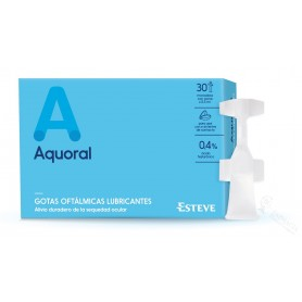 AQUORAL 0,4% 0,5 ML 20 MONOD