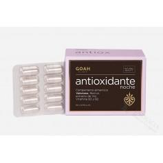 GOAH CLINIC ANTIOXIDANTE NOCHE 60 CAPS