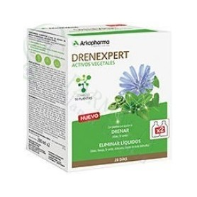 DRENEXPERT 28 DIAS CONCENTRADO 2X280 ML.