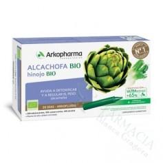 ARKORPHARMA ALCACHOFA HINOJO 20 AMP