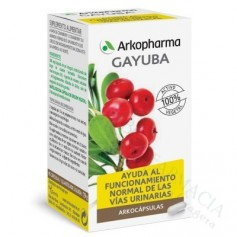 ARKOPHARMA GAYUBA 48 CAPS