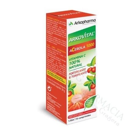 ARKOVOX ACEROLA 1000 15 COMP MASTICABLES