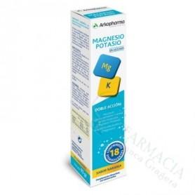 Magnesio Potasio Arkovital Efervescente 18 Comp