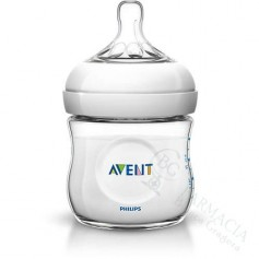 BIBERON AVENT PP NATURAL 125 ML