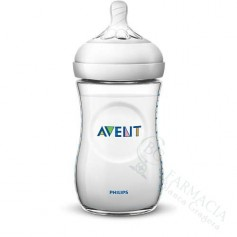 BIBERON AVENT PP NATURAL 260 ML