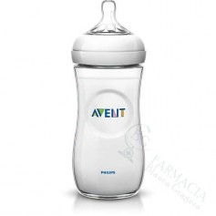 BIBERON AVENT PP NATURAL 330 ML
