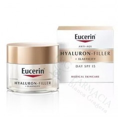 Eucerin Elasticity + Filler Crema De Dia 50 Ml