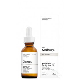 THE ORDINARY RESVERATROL 3% FERULIC ACID 3% 30ML