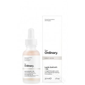 THE ORDINARY LACTIC ACID 10% HA 2% 30ML