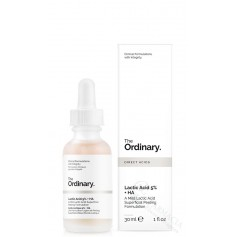 The Ordinary Lactic Acid 5% Ha 2% 30Ml