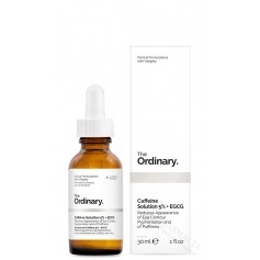 THE ORDINARY CAFFEINE SOL 5% EGCG 30ML
