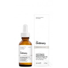 THE ORDINARY 100% ORG COLD PRESS MOROC ARGAN OIL