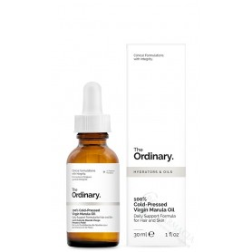 THE ORDINARY 100% COLD PRESS VIRGIN MARULA OIL 30ML