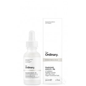 THE ORDINARY HYALURONIC ACID 2% B5 30ML