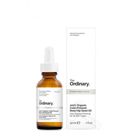 THE ORDINARY 100% ORG COL PRE ROSE HIP SE OIL 30