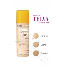 BIODERMA PHOTODERM NUDE TOUCH 50+ CLAIR 40 ML
