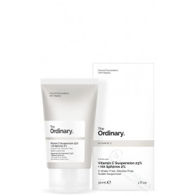 THE ORDINARY VITAMIN C SUSP 23%+HA SPHER 2% 30ML