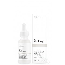 THE ORDINARY NIACINAMIDE 10% ZINC 1% 30ML