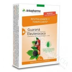 ARKOCAPSULAS COMPLEX GUARANÁ + ELEUTEROCO 40 CAPS