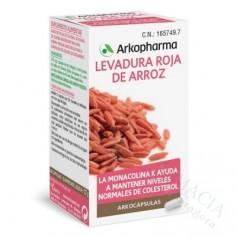 LEVADURA ROJA DE ARROZ ARKOPHARMA 45 CAPSULAS