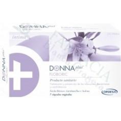 DONNAplus Floboric Capsulas Vaginales