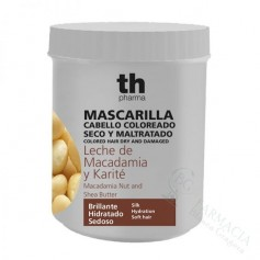 TH PHARMA MASCARILLA MACADAMIA Y KARITE 700ML