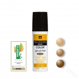 HELIOCARE 360 SPF50+COLOR GEL BRONZ 50ML