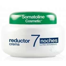 SOMATOLINE COSMETIC REDUCTOR 7 NOCHES 400ML