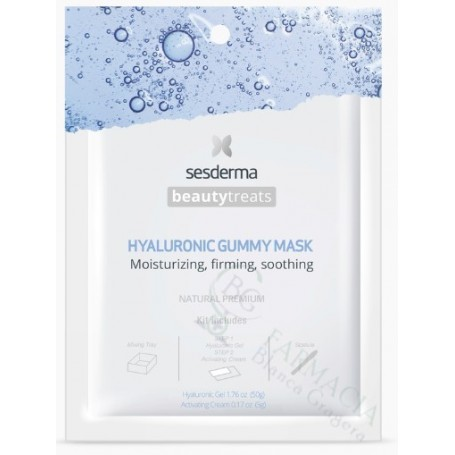 Beauty Treats Hyaluronic Gummy Mask