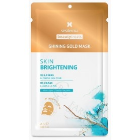 Beauty Treats Shining Gold Mask